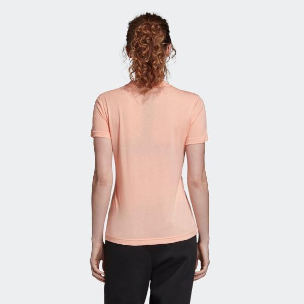 返品可 アディダス公式 ウェア トップス adidas W MH エンボス レギュラー Tシャツ adidas 03