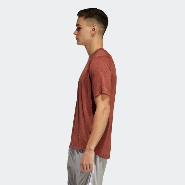 返品可 アディダス公式 ウェア トップス adidas M4TクライマライトメランジTシャツ adidas 02