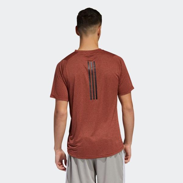 返品可 アディダス公式 ウェア トップス adidas M4TクライマライトメランジTシャツ adidas 03