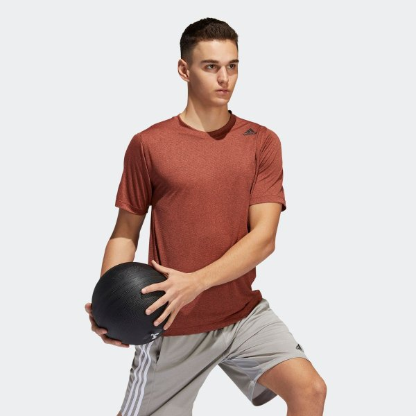 返品可 アディダス公式 ウェア トップス adidas M4TクライマライトメランジTシャツ adidas 04