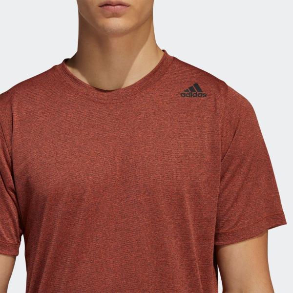 返品可 アディダス公式 ウェア トップス adidas M4TクライマライトメランジTシャツ adidas 07