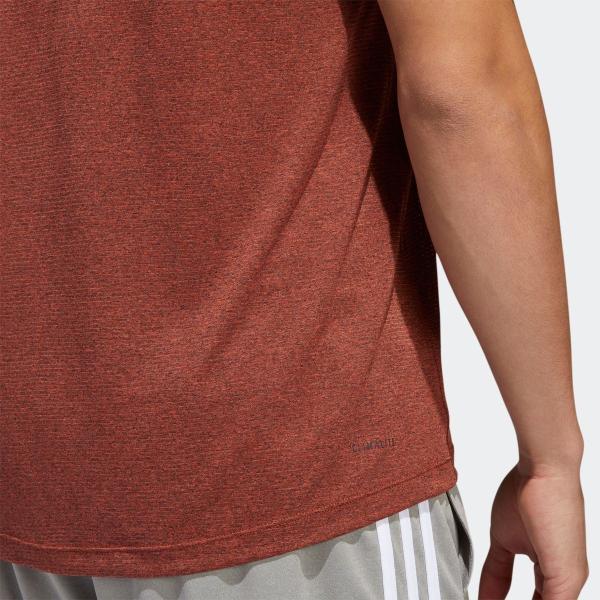 返品可 アディダス公式 ウェア トップス adidas M4TクライマライトメランジTシャツ adidas 09