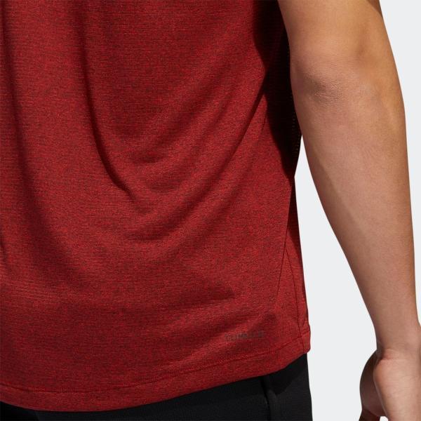 全品送料無料! 08/14 17:00〜08/22 16:59 返品可 アディダス公式 ウェア トップス adidas M4TクライマライトメランジTシャツ|adidas|09