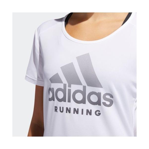 期間限定SALE 9/20 17:00〜9/26 16:59 アディダス公式 ウェア トップス adidas RUN logo|adidas|07