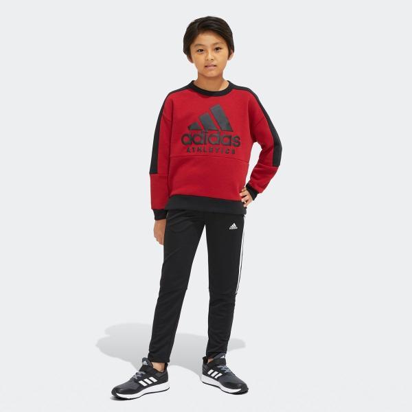 返品可 アディダス公式 ウェア トップス adidas B SPORT ID スウェットクルーネック (裏起毛)|adidas|02