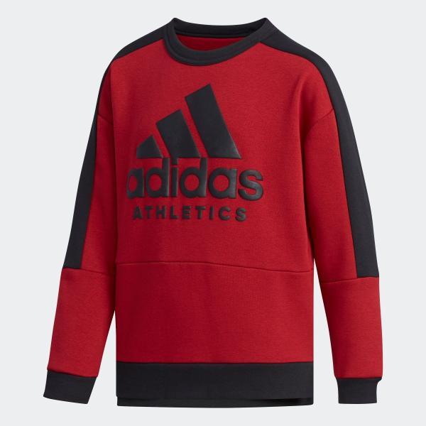 返品可 アディダス公式 ウェア トップス adidas B SPORT ID スウェットクルーネック (裏起毛)|adidas|03