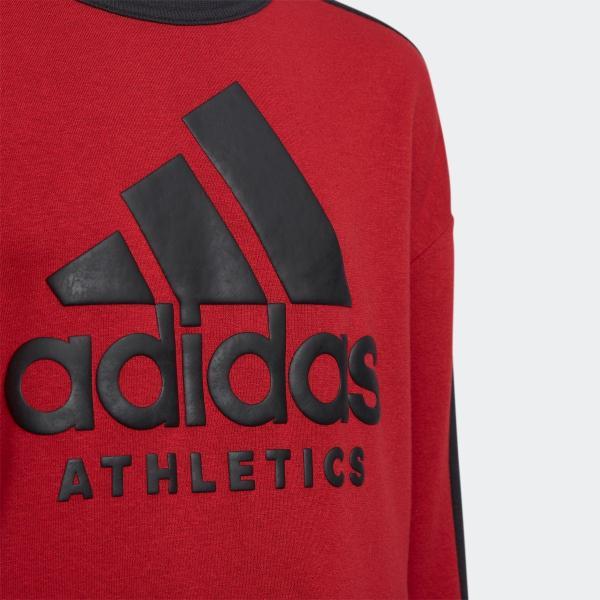 返品可 アディダス公式 ウェア トップス adidas B SPORT ID スウェットクルーネック (裏起毛)|adidas|05