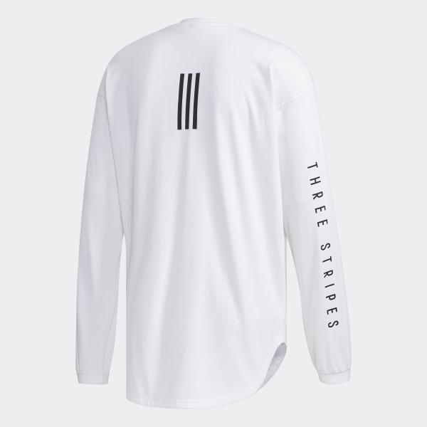 返品可 アディダス公式 ウェア トップス adidas M S2S ビッグワーディング長袖Tシャツ|adidas|06