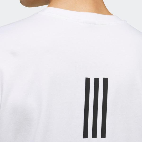 返品可 アディダス公式 ウェア トップス adidas M S2S ビッグワーディング長袖Tシャツ|adidas|09