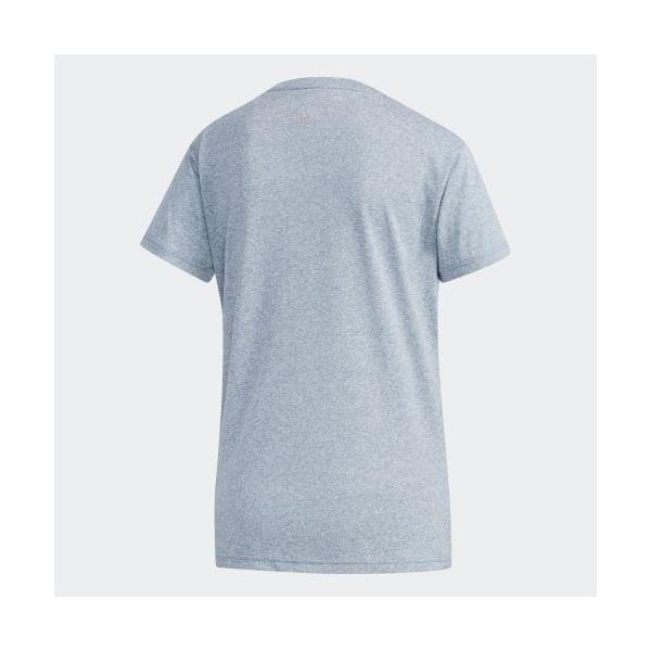 返品可 アディダス公式 ウェア トップス adidas W M4T メッセージプリントTシャツ|adidas|06