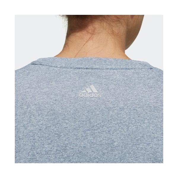 返品可 アディダス公式 ウェア トップス adidas W M4T メッセージプリントTシャツ|adidas|09