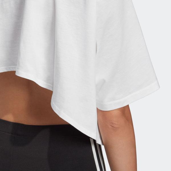 30%OFF アディダス公式 ウェア トップス adidas CUT OUT TEE|adidas|09