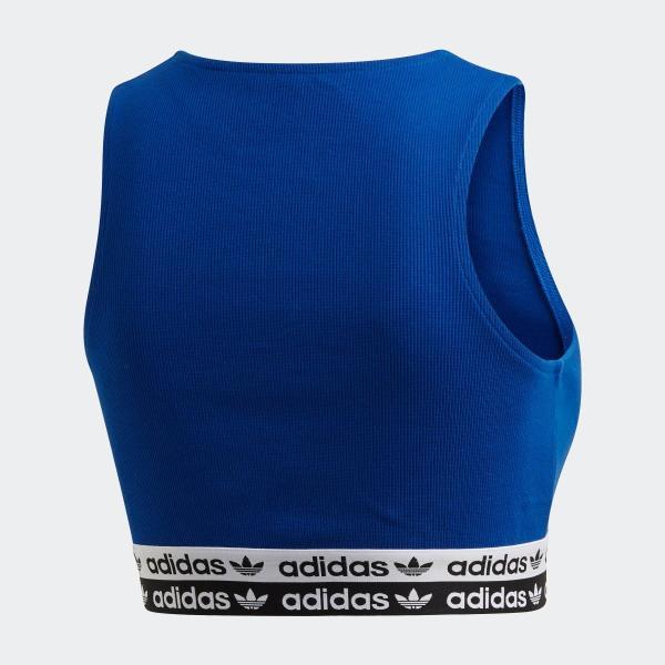 返品可 アディダス公式 ウェア トップス adidas CROPPED TOP adidas 07
