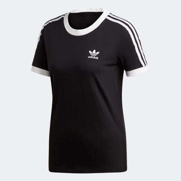 全品送料無料! 08/14 17:00〜08/22 16:59 返品可 アディダス公式 ウェア トップス adidas スリーストライプ Tシャツ|adidas