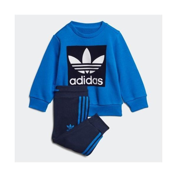 全品送料無料! 08/14 17:00〜08/22 16:59 返品可 アディダス公式 ウェア セットアップ adidas CREW SET|adidas