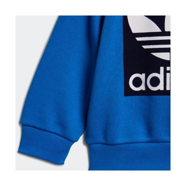 全品送料無料! 08/14 17:00〜08/22 16:59 返品可 アディダス公式 ウェア セットアップ adidas CREW SET|adidas|06
