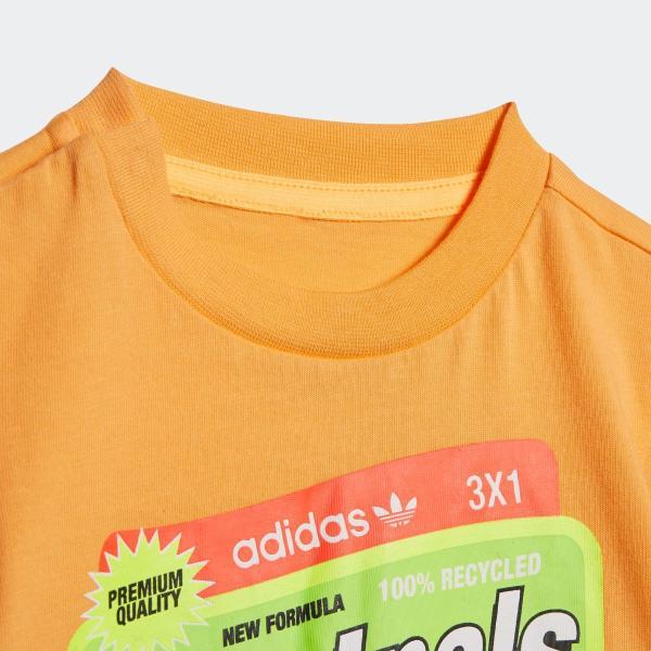 返品可 アディダス公式 ウェア トップス adidas GRAPHIC TEE adidas 03