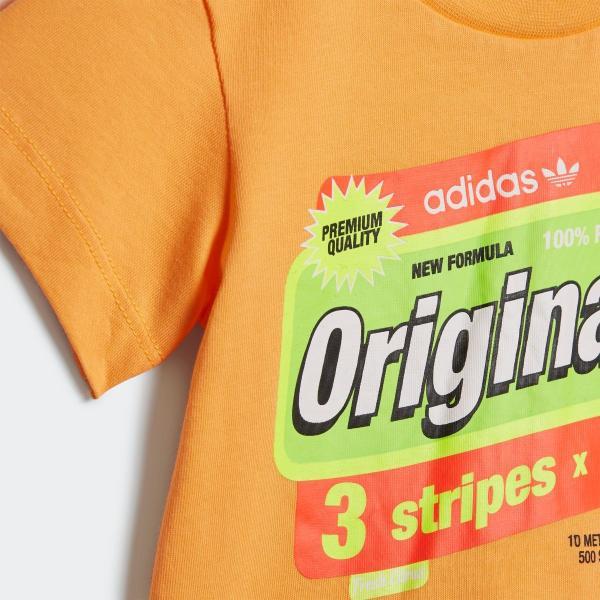 返品可 アディダス公式 ウェア トップス adidas GRAPHIC TEE adidas 04