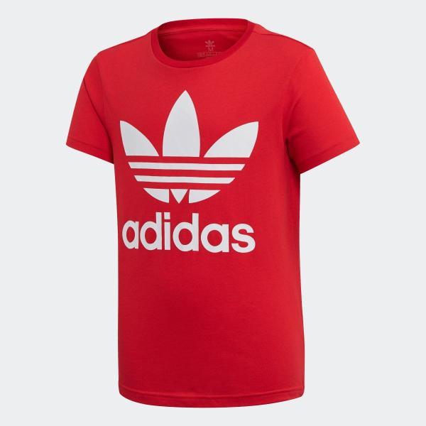 全品送料無料! 08/14 17:00〜08/22 16:59 返品可 アディダス公式 ウェア トップス adidas トレフォイルTシャツ|adidas
