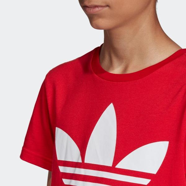 全品送料無料! 08/14 17:00〜08/22 16:59 返品可 アディダス公式 ウェア トップス adidas トレフォイルTシャツ|adidas|03