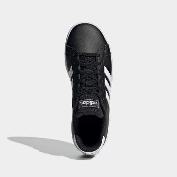 返品可 アディダス公式 シューズ スニーカー adidas グランドコート K / GRANDCOURT K|adidas|02