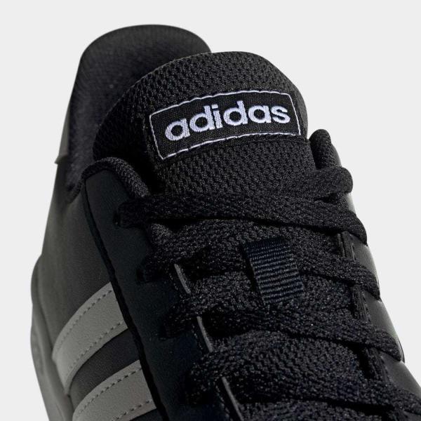 返品可 アディダス公式 シューズ スニーカー adidas グランドコート K / GRANDCOURT K|adidas|08