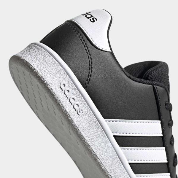 返品可 アディダス公式 シューズ スニーカー adidas グランドコート K / GRANDCOURT K|adidas|09