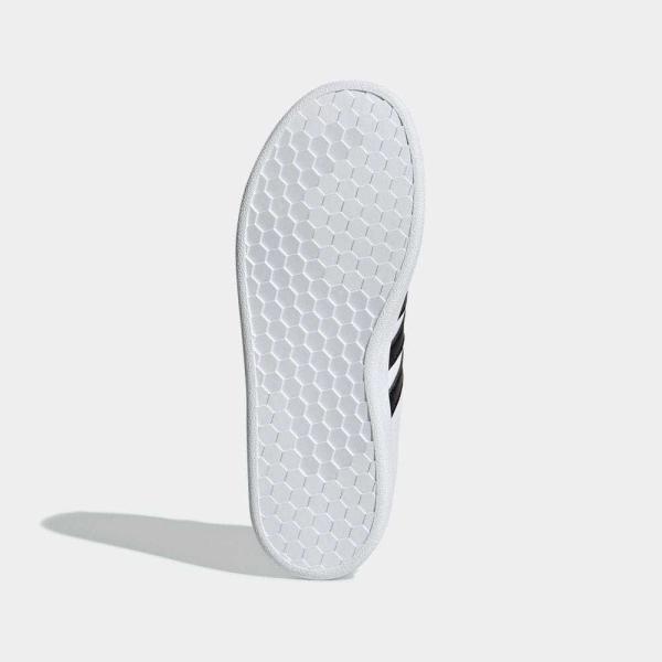 全品ポイント15倍 09/13 17:00〜09/17 16:59 返品可 アディダス公式 シューズ スニーカー adidas グランドコート K / GRANDCOURT K|adidas|03