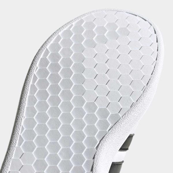 全品ポイント15倍 09/13 17:00〜09/17 16:59 返品可 アディダス公式 シューズ スニーカー adidas グランドコート K / GRANDCOURT K|adidas|10