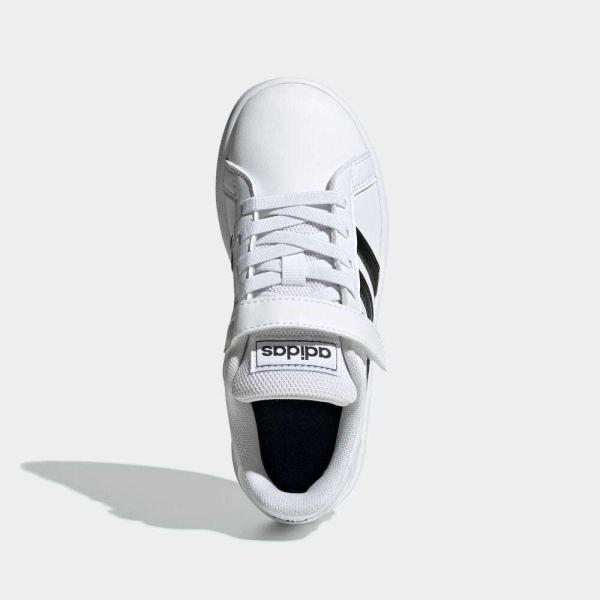 返品可 アディダス公式 シューズ スニーカー adidas グランドコート C / GRANDCOURT C adidas 02