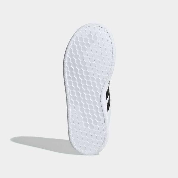 返品可 アディダス公式 シューズ スニーカー adidas グランドコート C / GRANDCOURT C adidas 03
