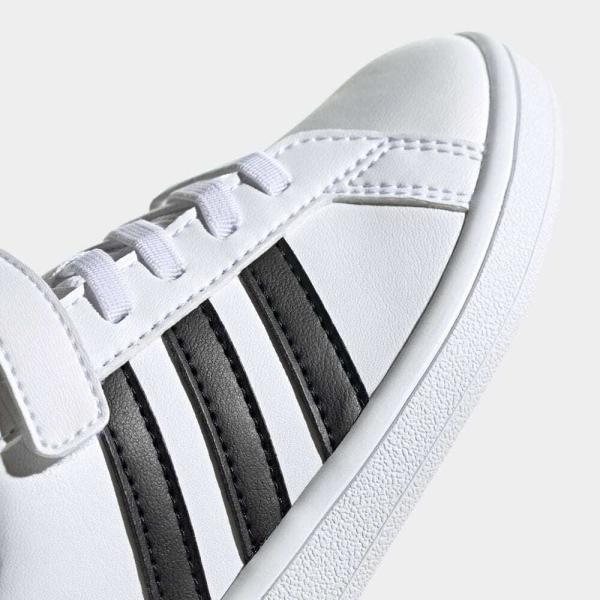 返品可 アディダス公式 シューズ スニーカー adidas グランドコート C / GRANDCOURT C adidas 09
