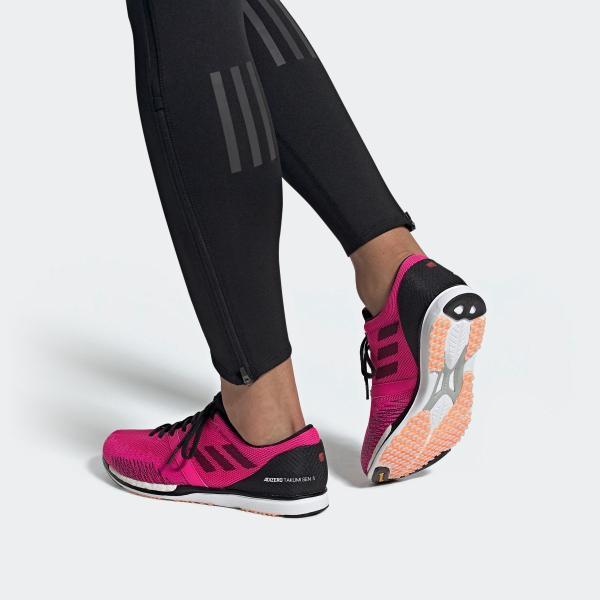 返品可 送料無料 アディダス公式 シューズ スポーツシューズ adidas アディゼロ タクミ セン 5 ワイド / ADIZERO TAKUMI SEN 5 WIDE|adidas|02