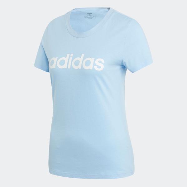 全品ポイント15倍 07/19 17:00〜07/22 16:59 返品可 アディダス公式 ウェア トップス adidas W 半袖 リニア コットン Tシャツ|adidas|05