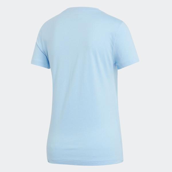 全品ポイント15倍 07/19 17:00〜07/22 16:59 返品可 アディダス公式 ウェア トップス adidas W 半袖 リニア コットン Tシャツ|adidas|06
