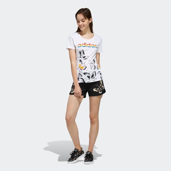 返品可 アディダス公式 ウェア トップス adidas W FARM P Tシャツ AOP|adidas|05