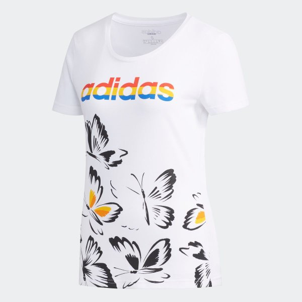 返品可 アディダス公式 ウェア トップス adidas W FARM P Tシャツ AOP|adidas|06