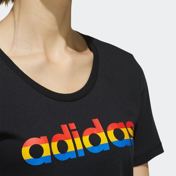 全品送料無料! 08/14 17:00〜08/22 16:59 返品可 アディダス公式 ウェア トップス adidas W FARM P Tシャツ AOP|adidas|07