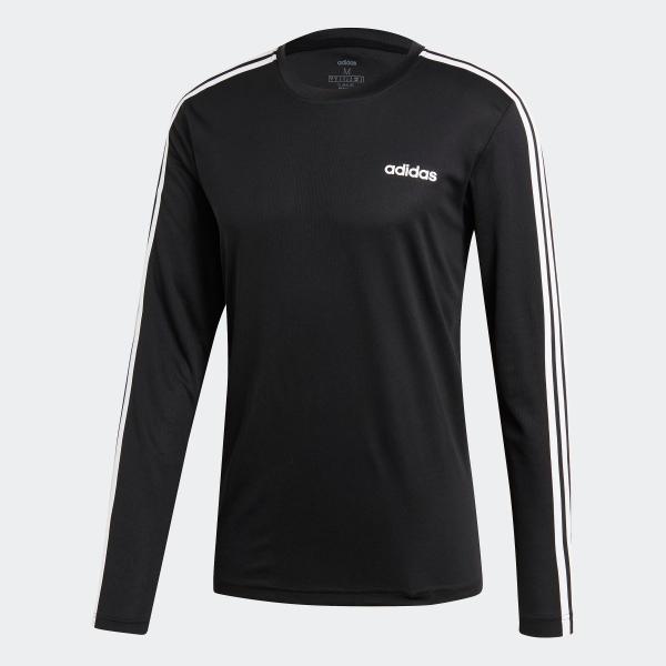 全品送料無料! 08/14 17:00〜08/22 16:59 返品可 アディダス公式 ウェア トップス adidas M D2M 3ストライプスロングスリーブTシャツ|adidas|05