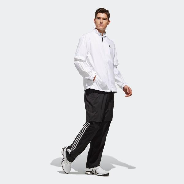 全品送料無料! 08/14 17:00〜08/22 16:59 返品可 アディダス公式 ウェア セットアップ adidas PF クライマストーム レインスーツ【ゴルフ】|adidas|04