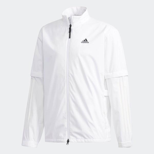全品送料無料! 08/14 17:00〜08/22 16:59 返品可 アディダス公式 ウェア セットアップ adidas PF クライマストーム レインスーツ【ゴルフ】|adidas|07