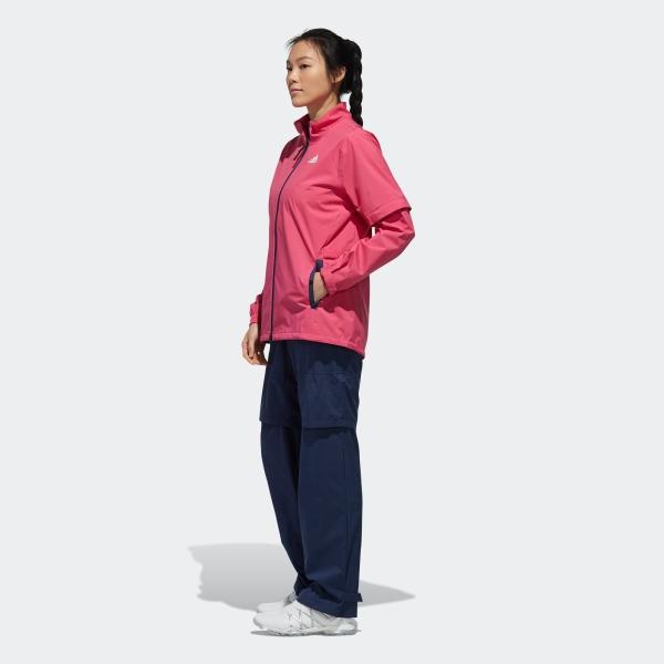 全品送料無料! 07/19 17:00〜07/26 16:59 返品可 アディダス公式 ウェア セットアップ adidas PF クライマストーム レインスーツ【ゴルフ】|adidas|02