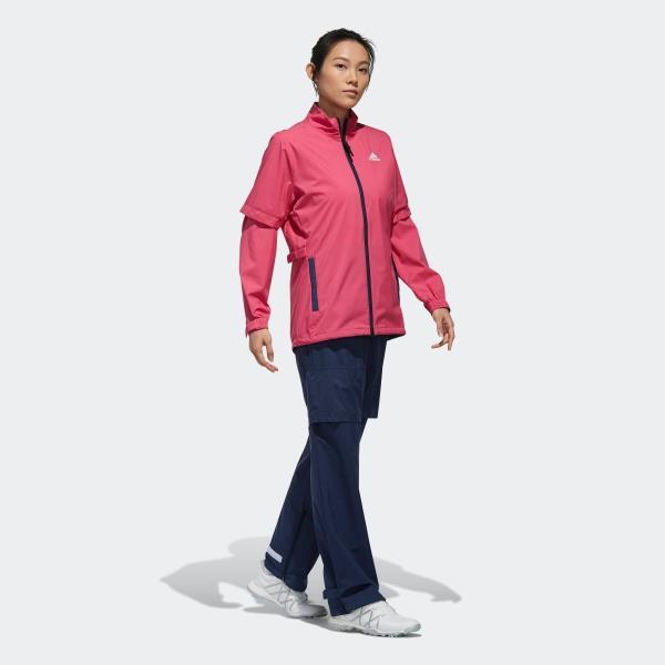 全品送料無料! 07/19 17:00〜07/26 16:59 返品可 アディダス公式 ウェア セットアップ adidas PF クライマストーム レインスーツ【ゴルフ】|adidas|04