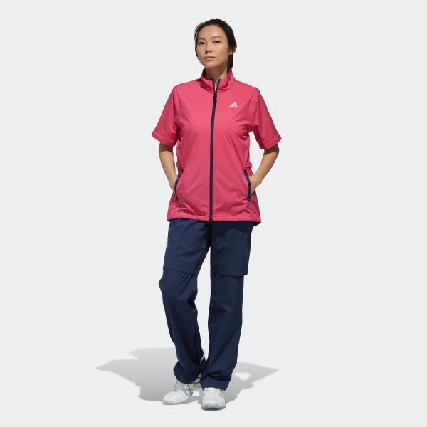 全品送料無料! 07/19 17:00〜07/26 16:59 返品可 アディダス公式 ウェア セットアップ adidas PF クライマストーム レインスーツ【ゴルフ】|adidas|05