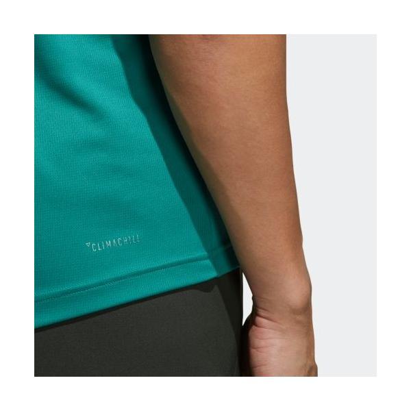 全品送料無料! 08/14 17:00〜08/22 16:59 セール価格 アディダス公式 ウェア トップス adidas クライマチルノースリーブTシャツ|adidas|09