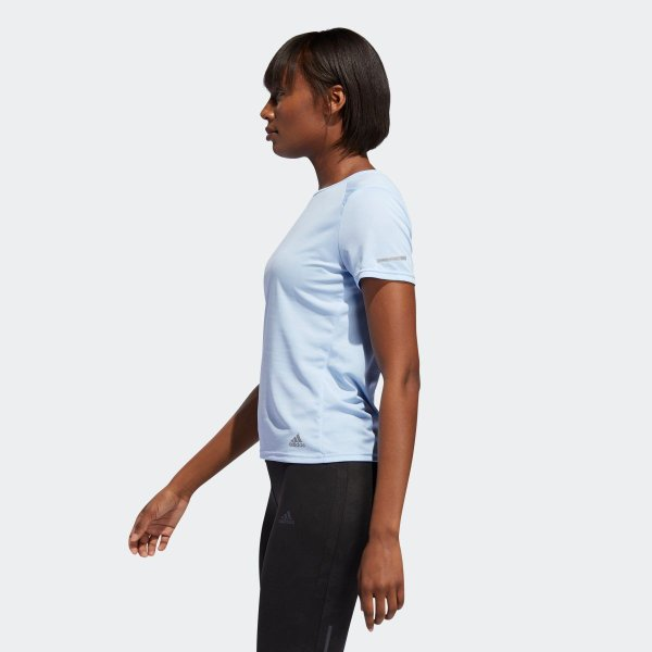 全品送料無料! 08/14 17:00〜08/22 16:59 返品可 アディダス公式 ウェア トップス adidas RUN 半袖TシャツW|adidas|02