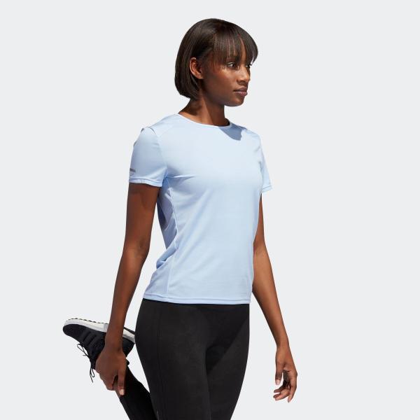 全品送料無料! 08/14 17:00〜08/22 16:59 返品可 アディダス公式 ウェア トップス adidas RUN 半袖TシャツW|adidas|04