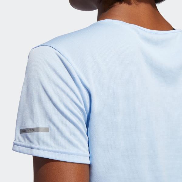全品送料無料! 08/14 17:00〜08/22 16:59 返品可 アディダス公式 ウェア トップス adidas RUN 半袖TシャツW|adidas|08