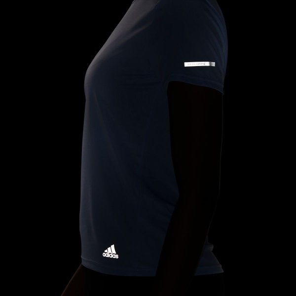 全品送料無料! 08/14 17:00〜08/22 16:59 返品可 アディダス公式 ウェア トップス adidas RUN 半袖TシャツW|adidas|09
