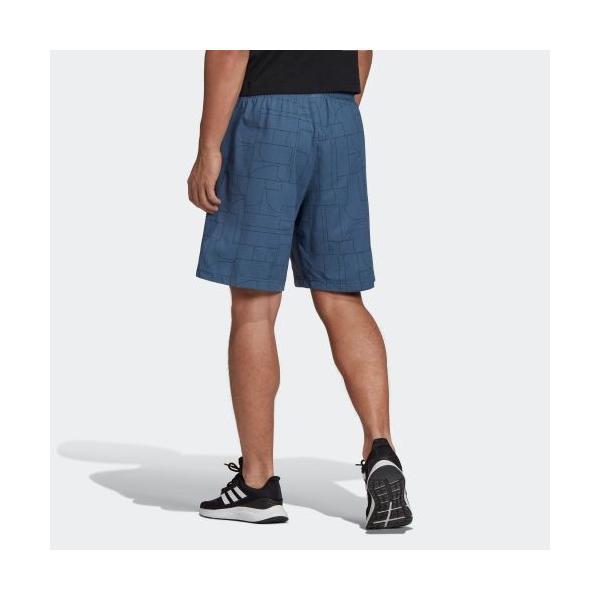 全品ポイント15倍 09/13 17:00〜09/17 16:59 セール価格 アディダス公式 ウェア ボトムス adidas M MO AOP SHORT|adidas|03